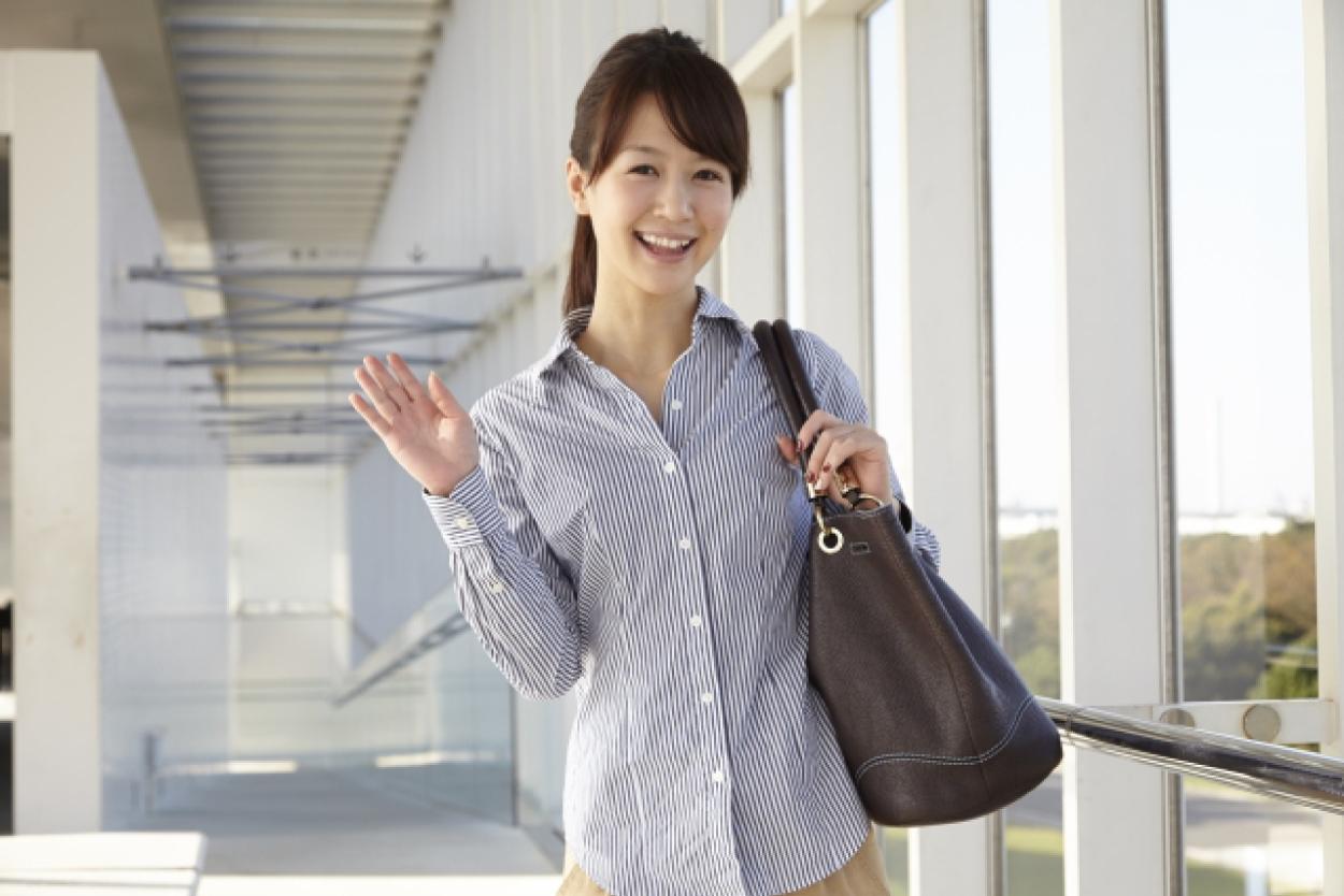 女性 鞄 OL