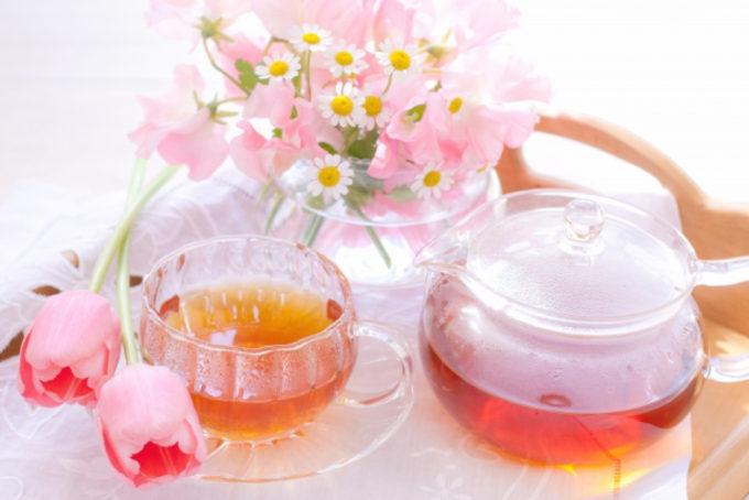 ティーセット 紅茶