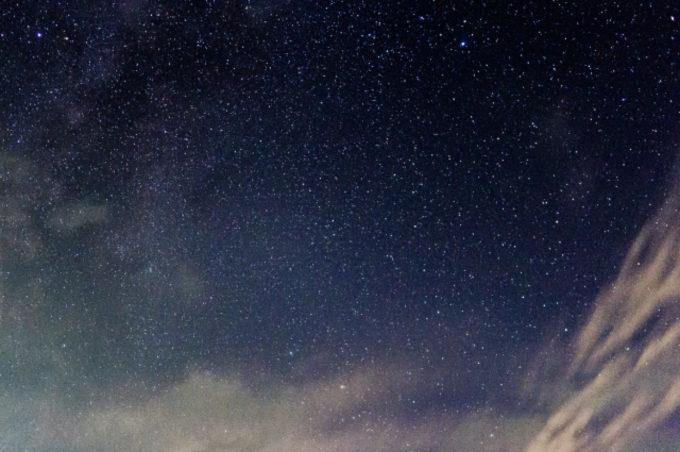 天体観測 星空 2