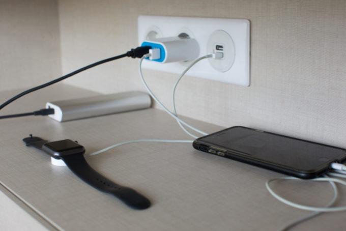 モバイル 充電