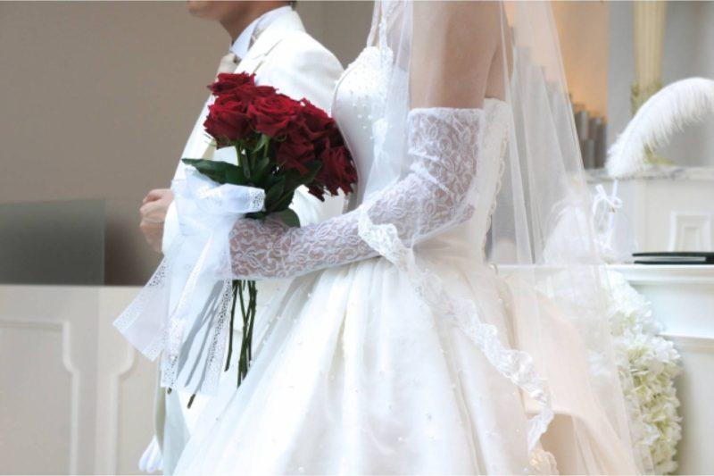 結婚 ウエディング 男性 女性 カップル