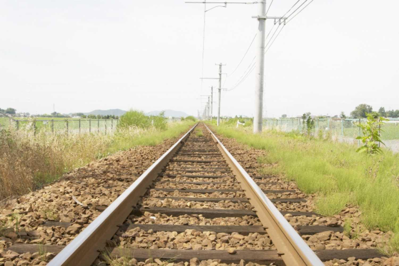 鉄道 線路 電車 列車