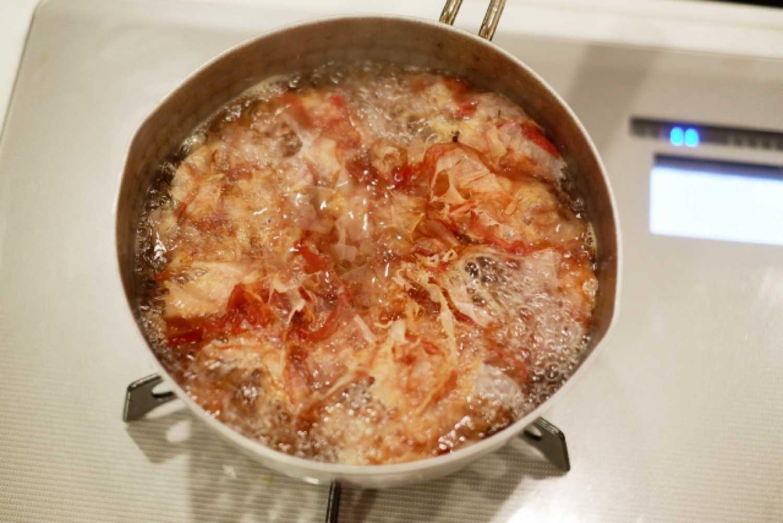 キッチン 鍋