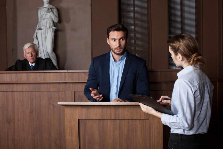 裁判 弁護 女性 男性 外国人