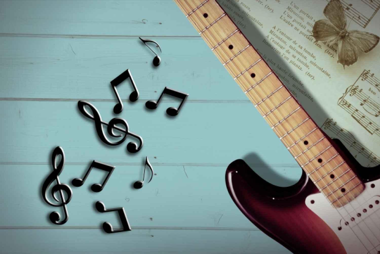 音楽 ミュージック ギター