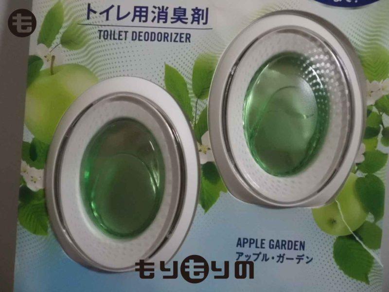 ファブリーズ トイレ用消臭剤 アップルガーデン