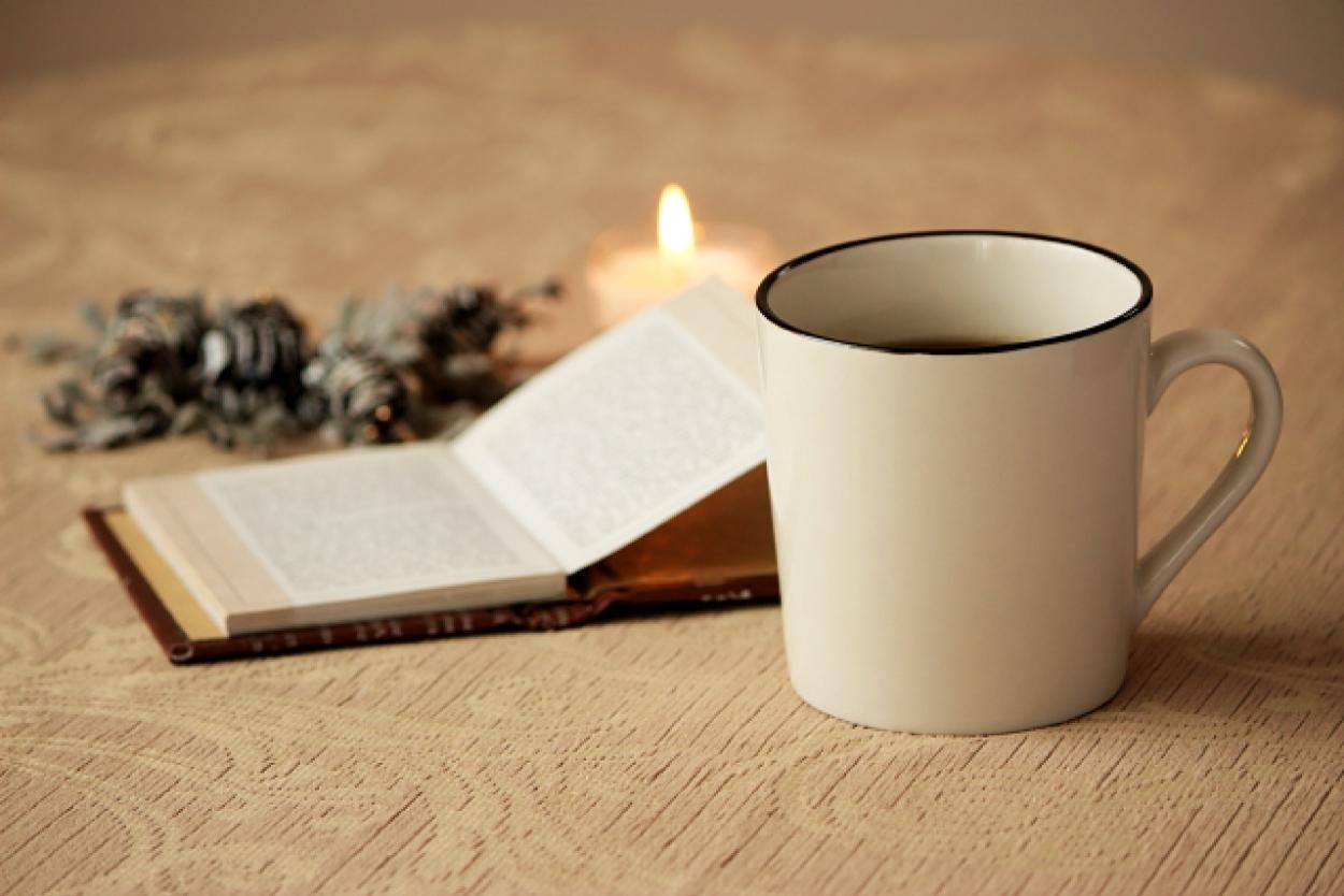 読書 コーヒー