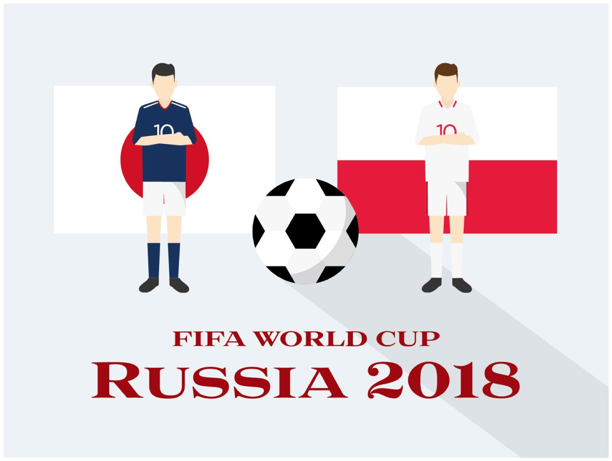日本対ポーランド