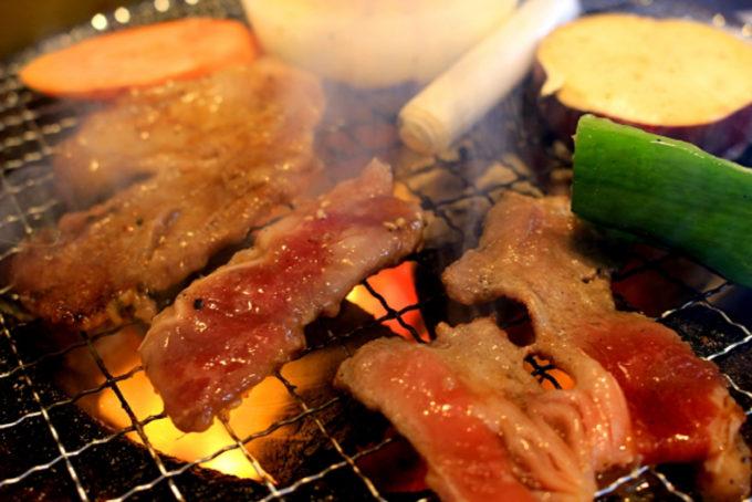 炉端焼き 肉