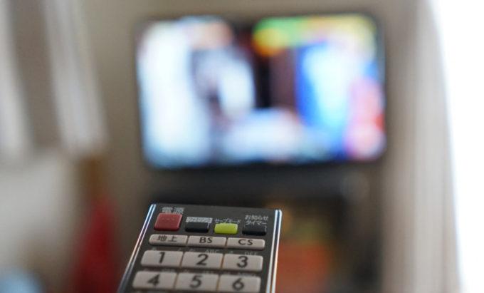液晶テレビ サッカー観戦