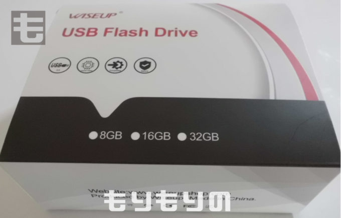 WISEUP 16GB 超小型USBメモリ隠しスパイカメラミニビデオ