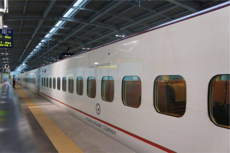 新幹線 ホーム