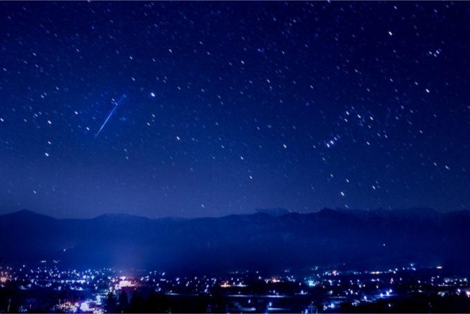 星空 天体観測