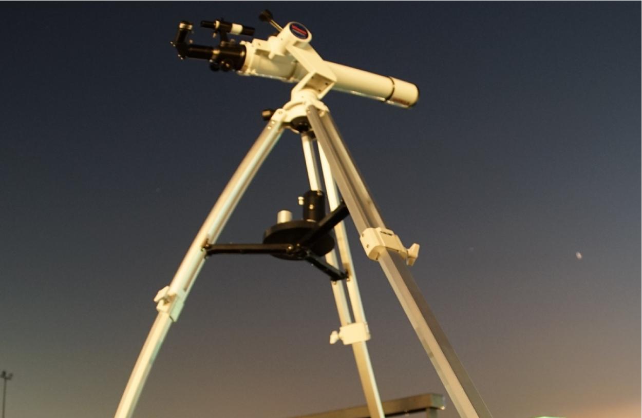 星空 天体望遠鏡 天体観測