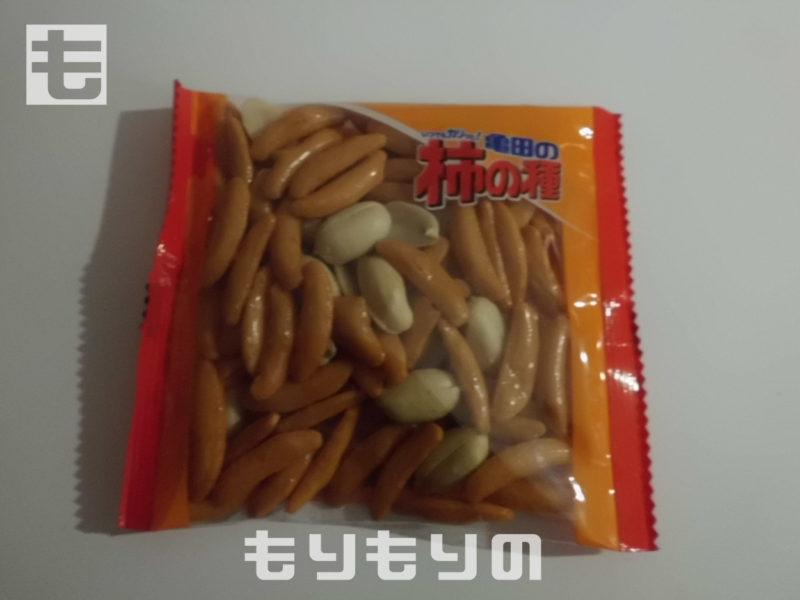 亀田製菓 亀田の柿の種 小袋
