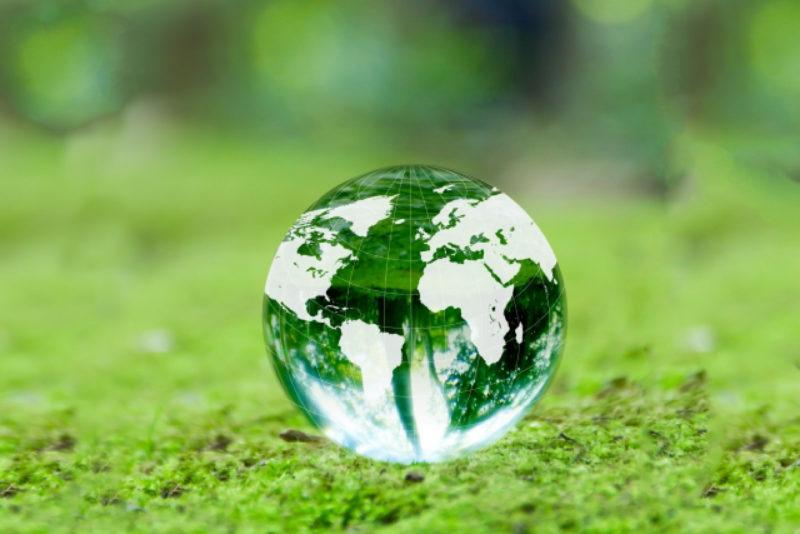 地球 エコロジー 環境保護