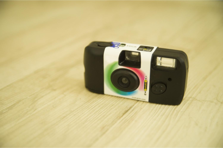 レンズ付きフィルム 使い捨てカメラ