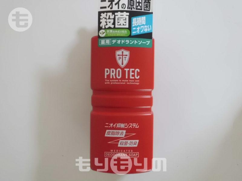PRO TEC(プロテク) デオドラントソープ ポンプ