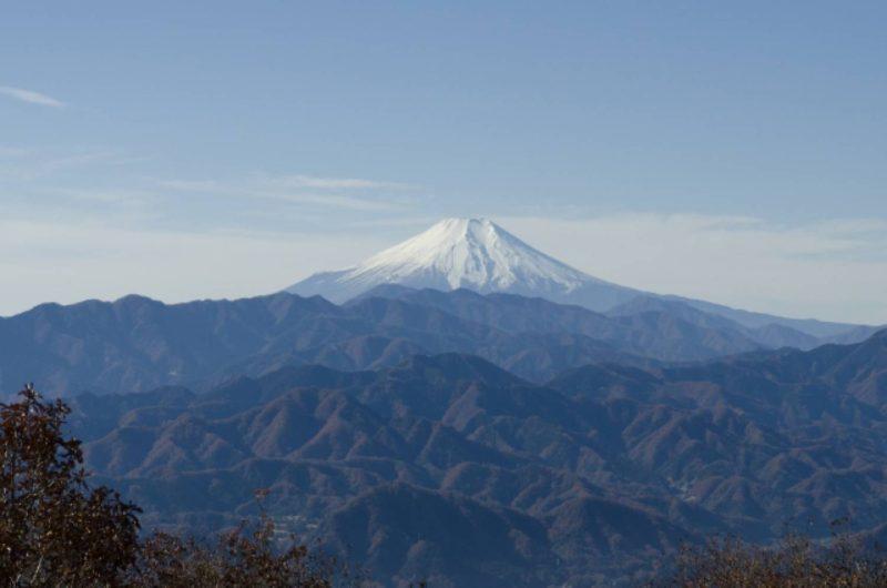 富士山 空 山
