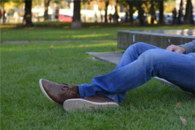 靴 足 公園