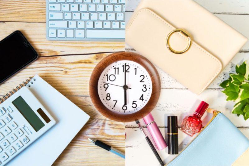 オフィス キーボード 時計 文具