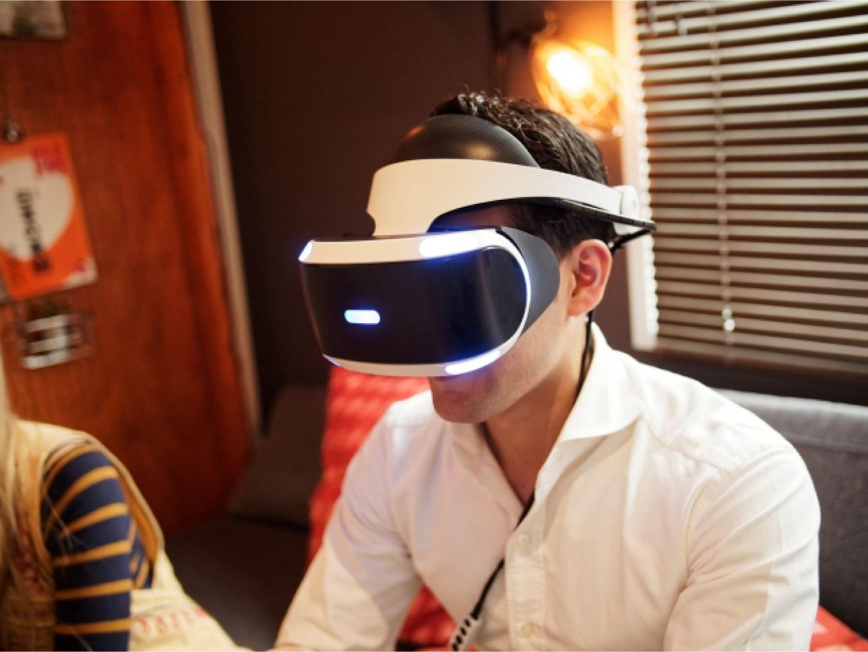 テレビゲーム プレイステーション VR