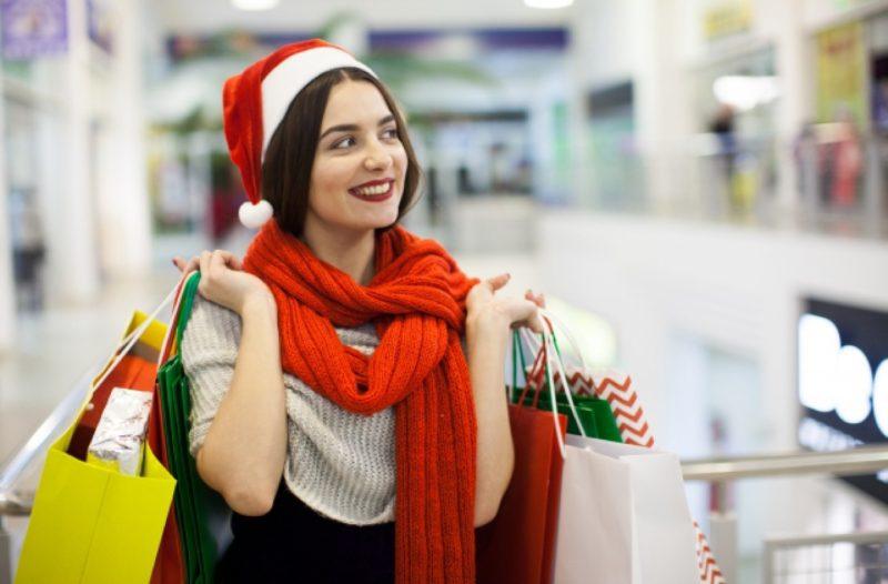 女性 マフラー プレゼント 買い物