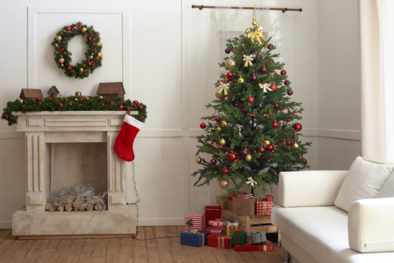 クリスマス2018 クリスマスツリー