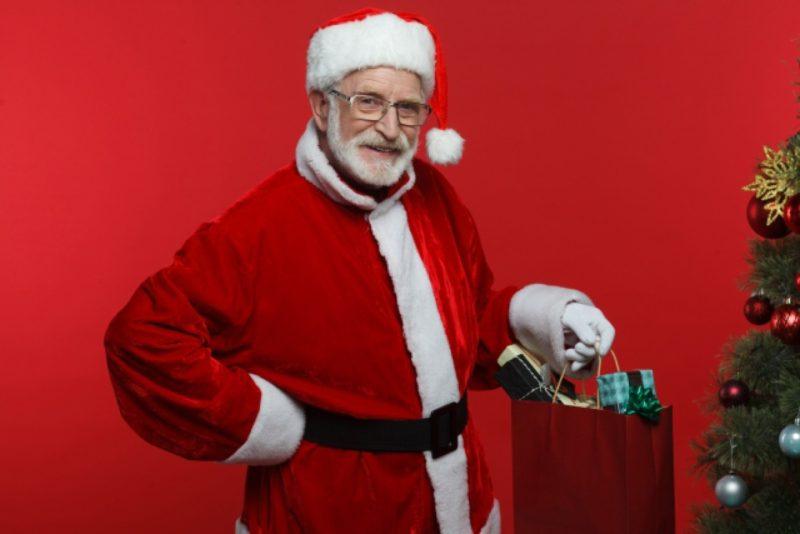 サンタクロース クリスマス2018 イルミネーション 飾り