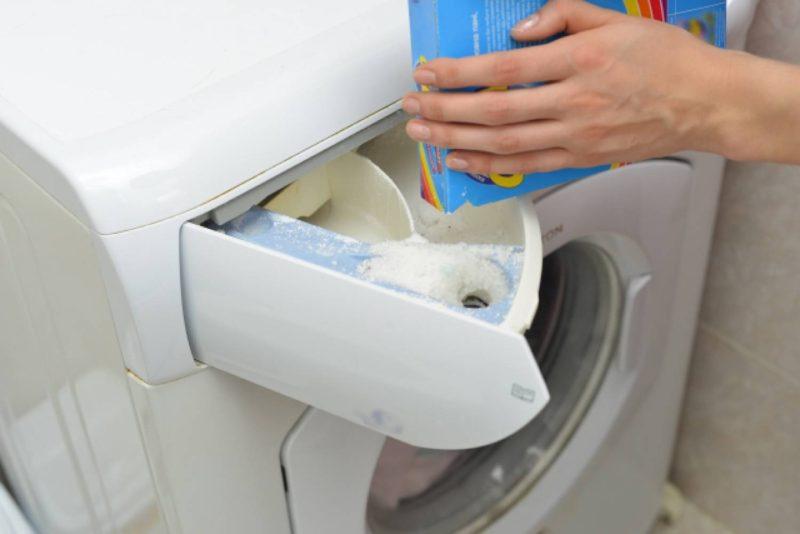 洗濯機 洗濯物