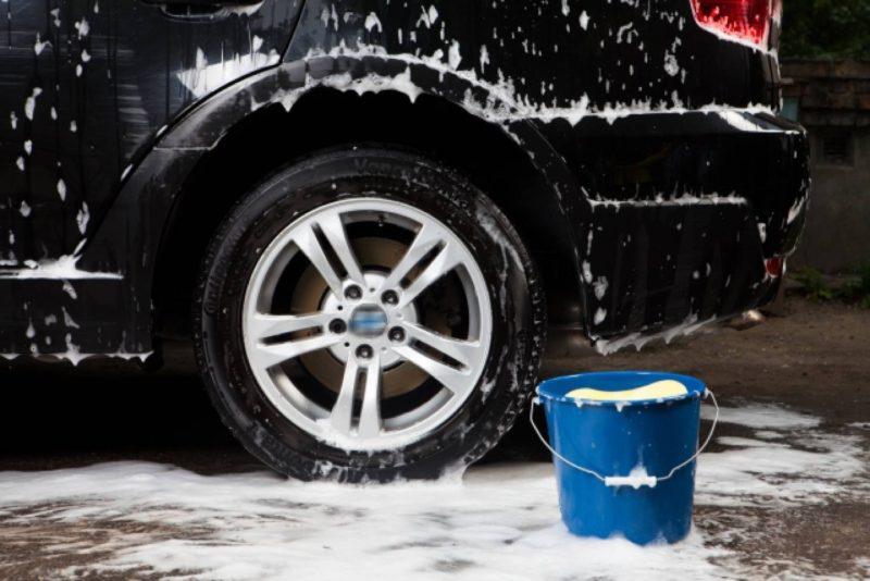 自動車 洗車