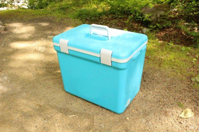 クーラーボックス 保冷剤