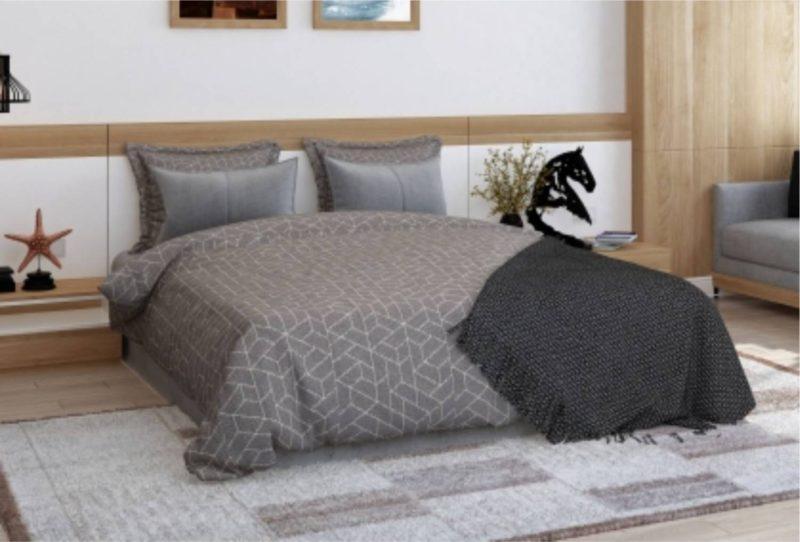 寝室 ベッド