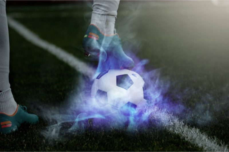 サッカー ピッチ フィールド