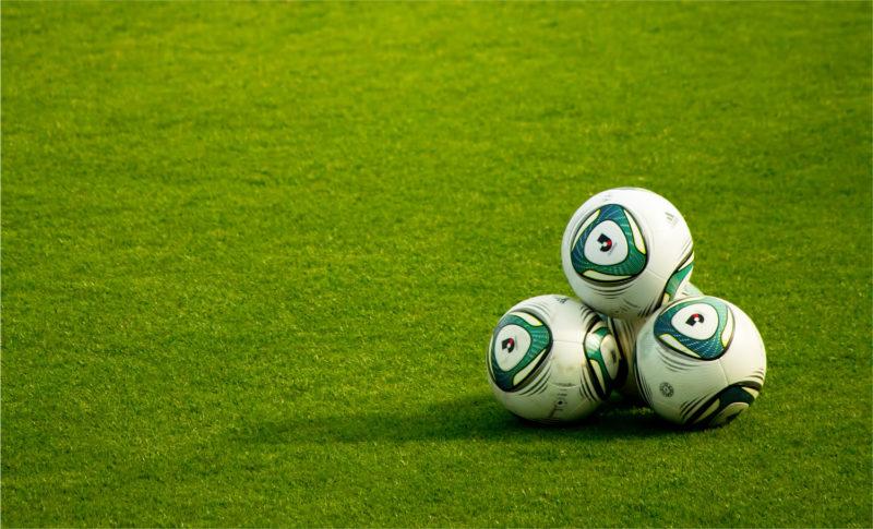 サッカーボール グラウンド スタジアム